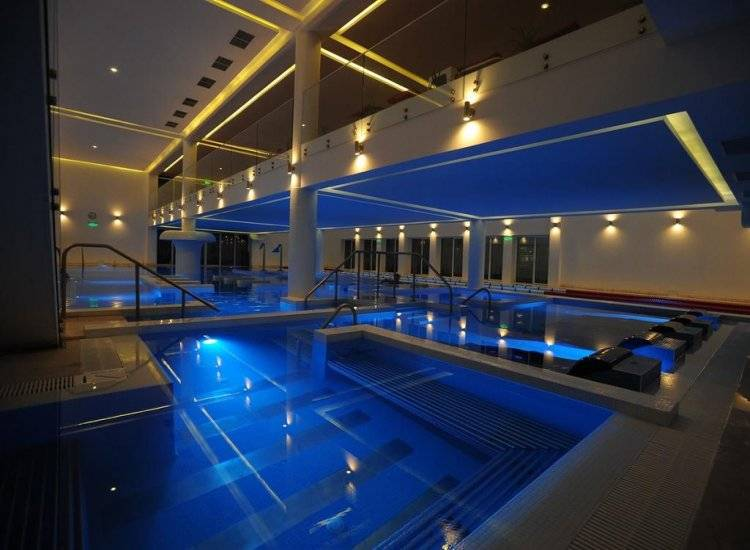 Aqvatonic Balneo SPA 4*